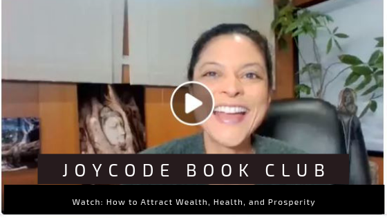 JoyCode Book Club: How to Open Your Mind to Receive